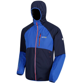 Regatta Tarvos II Jacket Men Navy/Surf Spray